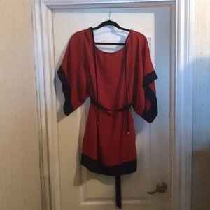Yo LosAngeles red dress